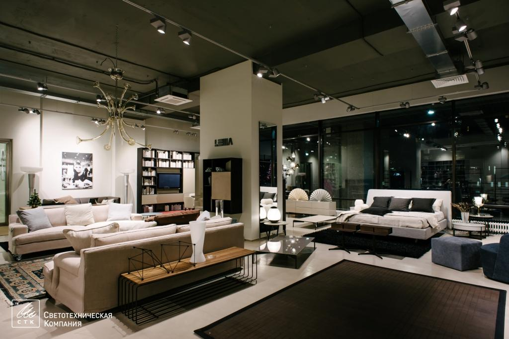 Furniture Stores With Interior Designers ~ Furniture store and showroom new form